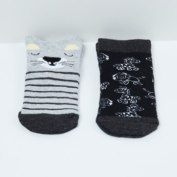 MAX Printed Socks - Pack of 2 Pcs.