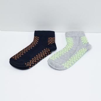 MAX Printed Socks - Pack of 2 Pairs