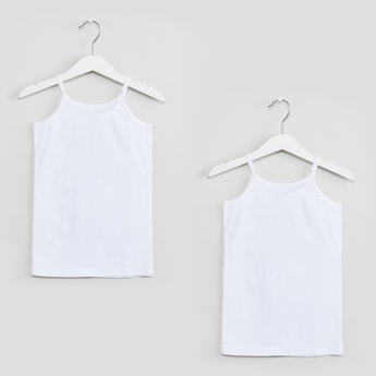 MAX Solid Camisole - Set of 2 Pcs.