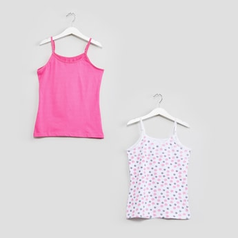 MAX Printed Camisole - Pack of 2 Pcs.