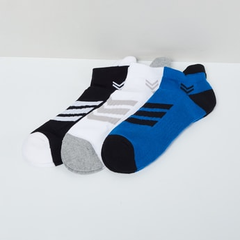 MAX Colourblock Socks - Pack of 3 Pcs.