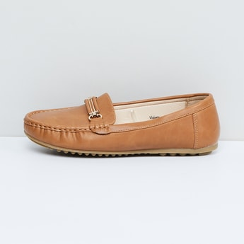 MAX Solid Bit Loafers