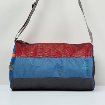 MAX Colourblock Duffel Bag