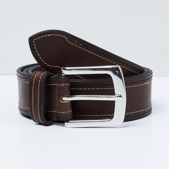 MAX Solid Belt with Buckle