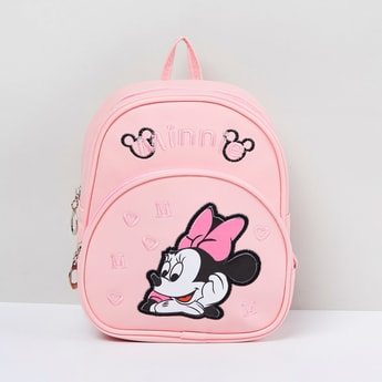 MAX Minnie Mouse Applique Backpack