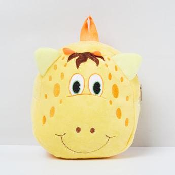 MAX Giraffe Print Backpack
