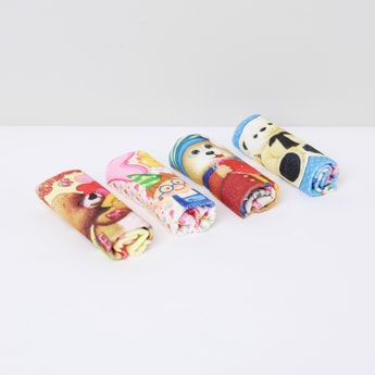 MAX Printed Handkerchiefs - Set of 4