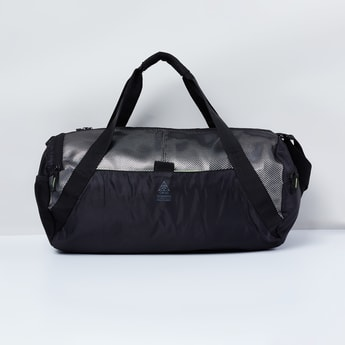 MAX Textured Duffle Bag