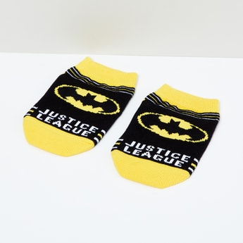 MAX Justice League Print Socks - 5-7Y