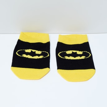 MAX Batman Print Socks - 7-10Y