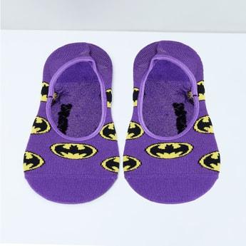 MAX Batman Patterned Footlets