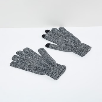 MAX Grindle Flat-Knit Gloves