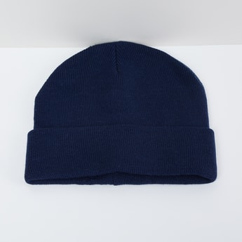MAX Solid Knit Beanie