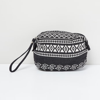 MAX Printed Cosmetic Pouch