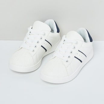 MAX Low-Top Lace-Up Casual Shoes