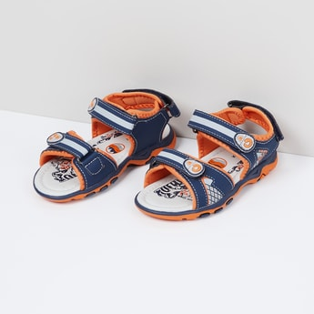 MAX Printed Floater Sandals