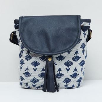 MAX Printed Sling Bag