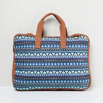 MAX Printed Messenger Bag