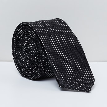 MAX Patterned Slim Tie