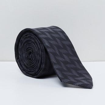 MAX Textured Slim Tie