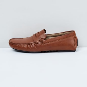 MAX Solid Loafers