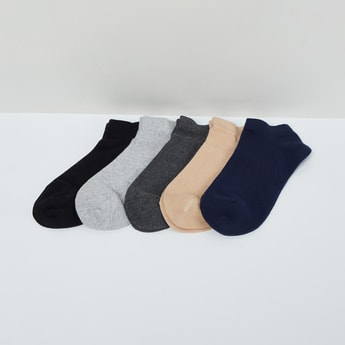 MAX Heathered Socks - Pack of 5 Pcs.
