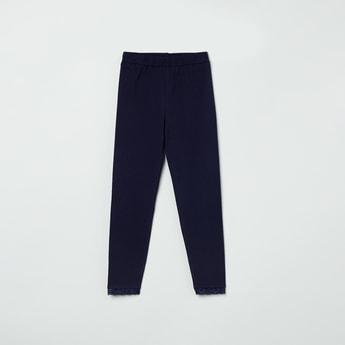 MAX Solid Elasticated Leggings
