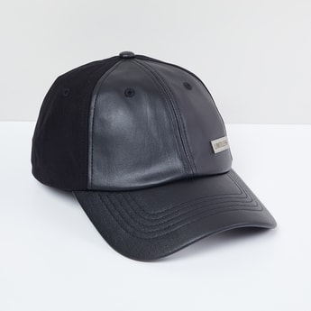MAX Solid Panelled Cap