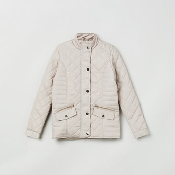 MAX Quilted Jacket with Full Sleeves