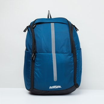 MAX Printed Laptop Backpack