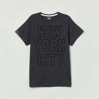 MAX Typographic Printed T-shirt
