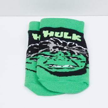 MAX Jacquard Elasticated Socks