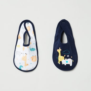 MAX Printed Bib - Pack of 2