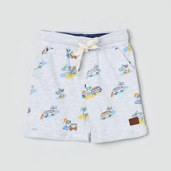 MAX Beach Print Shorts