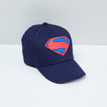 MAX Superman Appliqued Baseball Cap