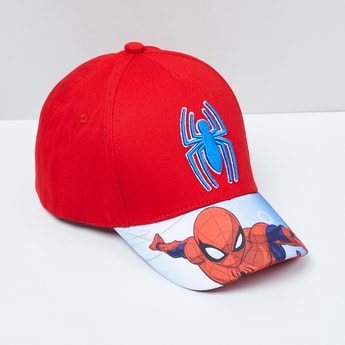 MAX Spiderman Print Cap