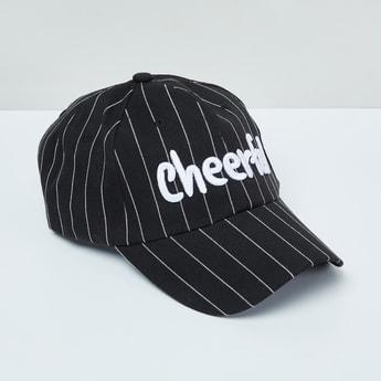 MAX Striped Cap