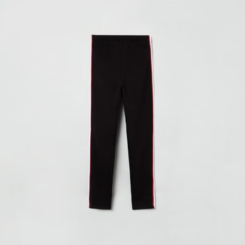 MAX Solid Tape Detailed Treggings