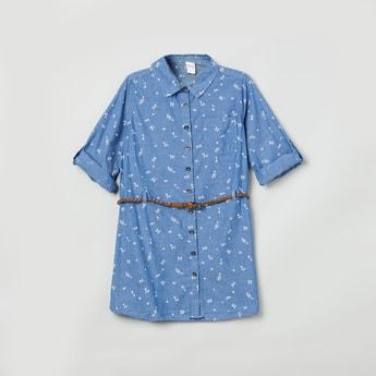 MAX Printed Full Sleeves Tunic