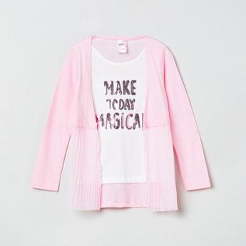 MAX Embellished T-shirt