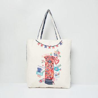 MAX London Print Tote Bag