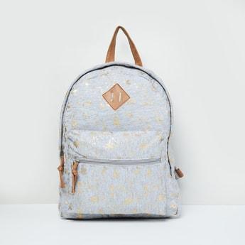 MAX Foil Print Backpack