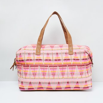 MAX Patterned Casual Duffle Bag