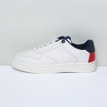 MAX Colourblock Low-Top Casual Shoes