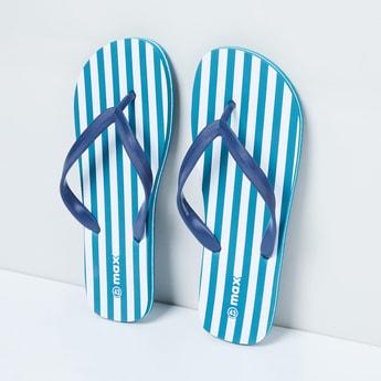 MAX Striped Flip-Flops