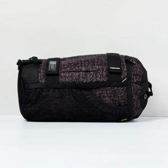 MAX Camouflage Print Gym Duffel Bag