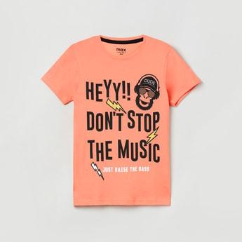 MAX Graphic Printed T-shirt