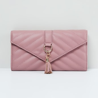 MAX Textured Envelope Wallet