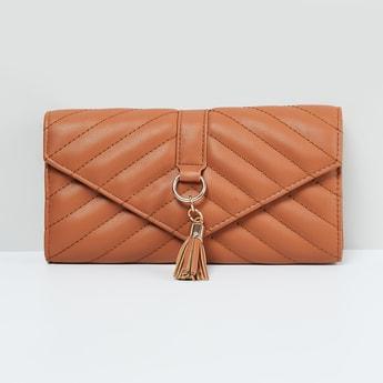 MAX Textured Envelope Wallet