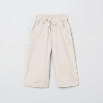 MAX Solid Parallel Pants